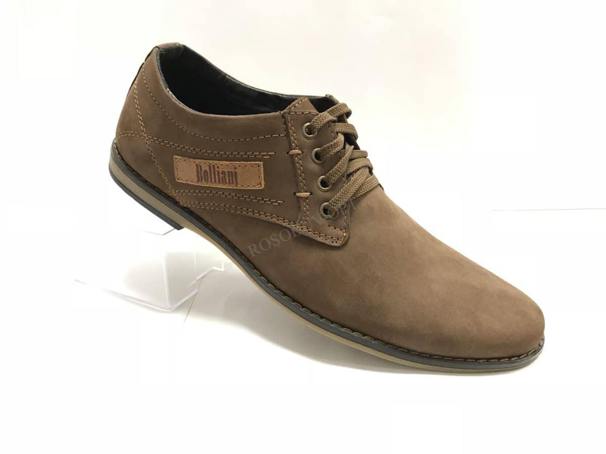 Ботинки мужские: 0626 Материал: кожа (нубук) Цвет: коричневый Коли-во: 8 пар Размеры: 39-44 (повторные 41,42) Цена: 1350