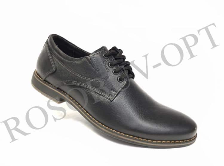 Ботинки мужские: 4862 Материал: кожа Цвет: чёрный Коли-во: 8 пар Размеры: 39-44 (повторные 41,42) Цена: 1450