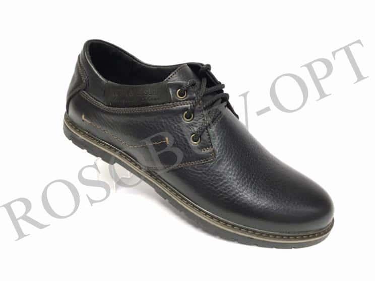 Ботинки мужские: 5085 Материал: кожа Цвет: чёрный Коли-во: 8 пар Размеры: 39-44 (повторные 41,42) Цена: 1500