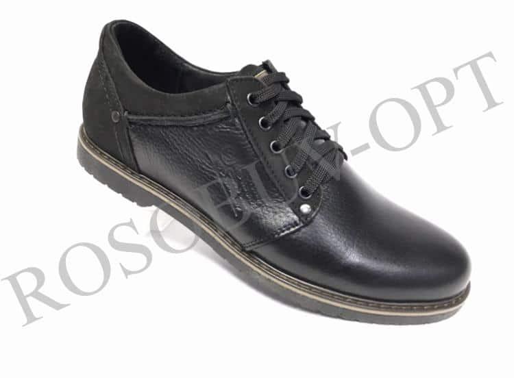 Ботинки мужские: 5086 Материал: кожа Цвет: чёрный Коли-во: 8 пар Размеры: 39-44 (повторные 41,42) Цена: 1500