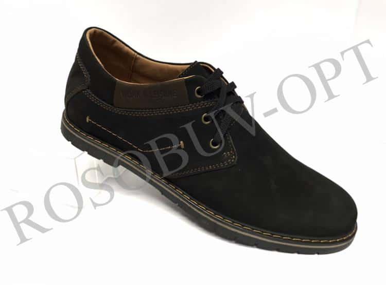 Ботинки мужские: 5088 Материал: кожа (нубук) Цвет: чёрный Коли-во: 8 пар Размеры: 39-44 (повторные 41,42) Цена: 1400