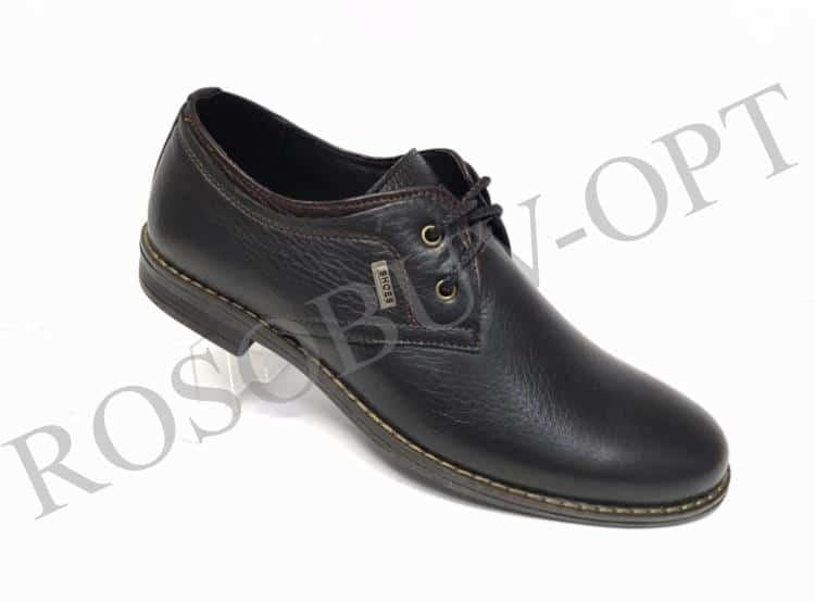 Ботинки мужские: 5089 Материал: кожа Цвет: чёрный Коли-во: 8 пар Размеры: 39-44 (повторные 41,42) Цена: 1450