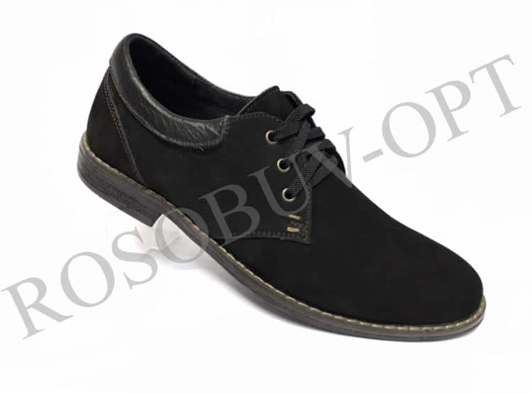 Ботинки мужские: 5090 Материал: кожа(нубук) Цвет: чёрный Коли-во: 8 пар Размеры: 39-44 (повторные 41,42) Цена: 1400