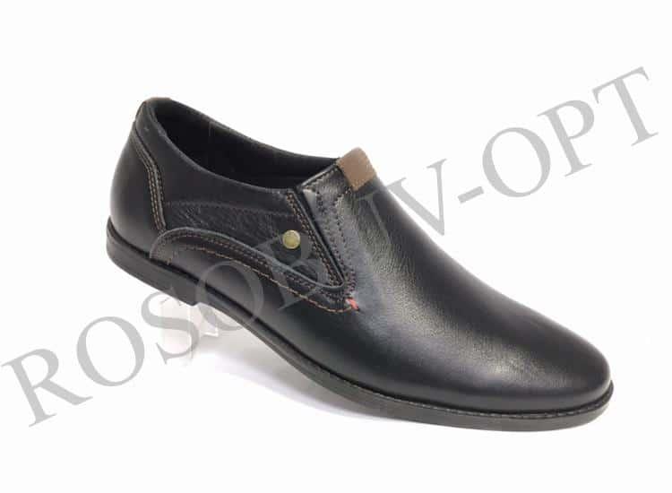Ботинки мужские: 5810 Материал: кожа Цвет: чёрный Коли-во: 8 пар Размеры: 39-44 (повторные 41,42) Цена: 1450