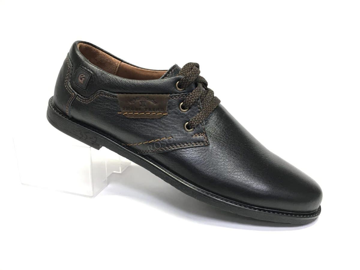 Ботинки мужские: 7101 Материал: кожа Цвет: чёрный Коли-во: 8 пар Размеры: 39-44 (повторные 41,42) Цена: 1450